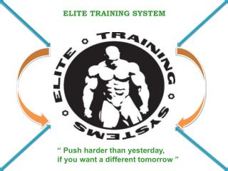 Elite Training Systems Offers Best Quality Personal Training