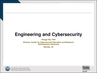 Engineering and Cybersecurity