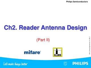 Ch2. Reader Antenna Design
