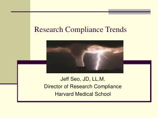 Research Compliance Trends