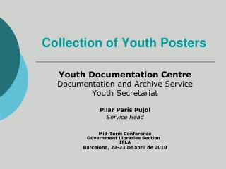 Collection of Youth Posters