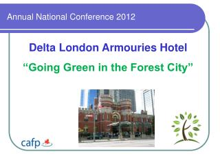 Annual National Conference 2012
