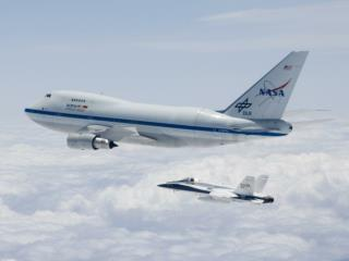 SOFIA Stratospheric Observatory  For Infrared Astronomy