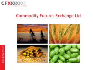 Commodity Futures Exchange Ltd