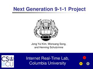 Next Generation 9-1-1 Project