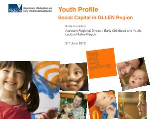 Youth Profile Social Capital in GLLEN Region