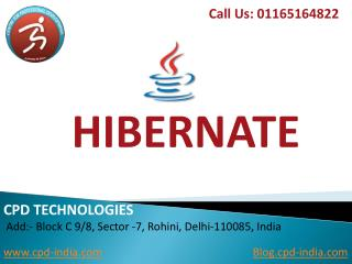Introduction to Hibernate Framework | Hibernate Framework in
