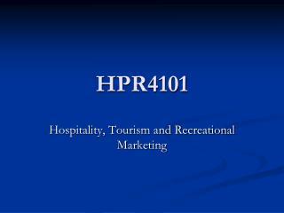 HPR4101