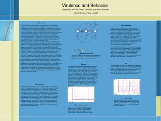 Virulence and Behavior