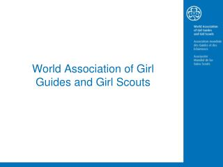 World Association of Girl Guides and Girl Scouts