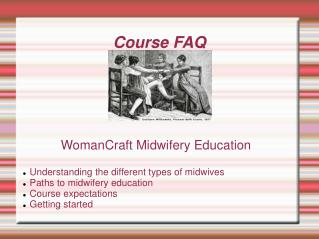 Course FAQ