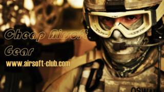 Cheap Airsoft Gear