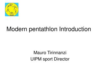 Modern pentathlon Introduction