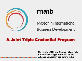 A Joint Triple Credential Program