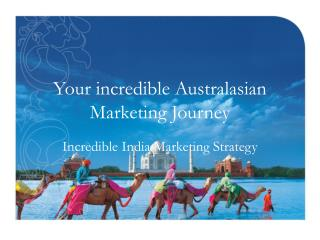 Your incredible Australasian Marketing Journey