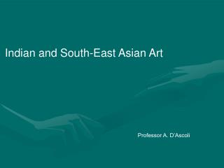 Indian and South-East Asian Art