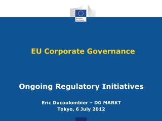 EU Corporate Governance