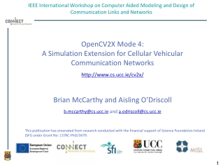 OpenCV2X Mode 4: A Simulation Extension for Cellular Vehicular Communication Networks