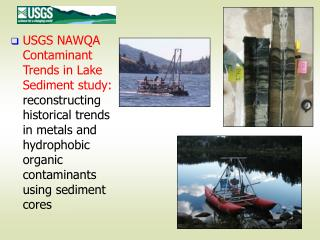 NAWQA Trends: Objectives