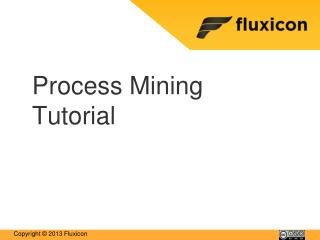 Process Mining Tutorial