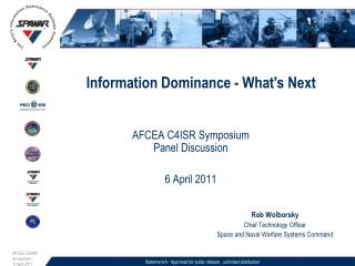 Information Dominance - What's Next