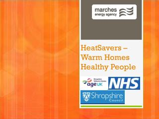 HeatSavers – Warm Homes Healthy People