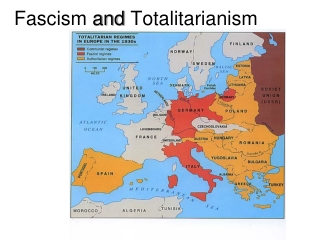 Fascism and Totalitarianism