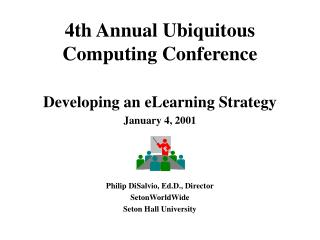 4th Annual Ubiquitous Computing Conference