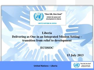 United Nations – Liberia