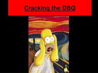 Cracking the DBQ