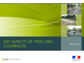 KEY ASPECTS OF  FIDIC DBO CONTRACTS