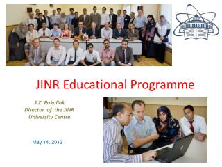 JINR educational program