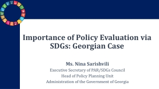 INCLUSION POLICIES: LEGAL FRAMEWORKS AND EVALUATION
