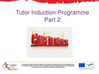 Tutor Induction Programme Part 2