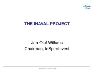 THE INAVAL PROJECT