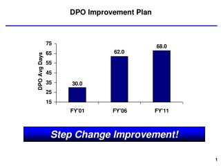 DPO Improvement Plan