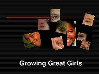 Growing Great Girls