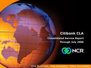 Citibank CLA