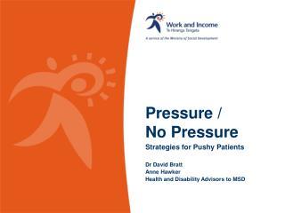 Pressure / No Pressure