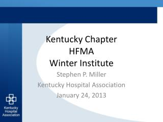 Kentucky Chapter HFMA Winter Institute