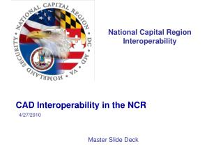 CAD Interoperability in the NCR