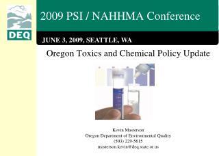 2009 PSI / NAHHMA Conference