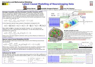 Latent Causal Modelling of Neuroimaging Data
