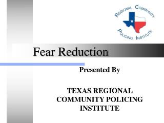 Fear Reduction