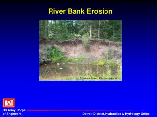 River Bank Erosion