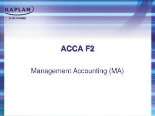 ACCA F2