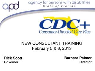 NEW CONSULTANT TRAINING  February 5 & 6, 2013