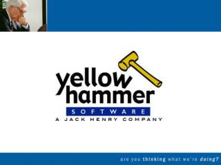 Yellow Hammer ™ Risk Management Solutions