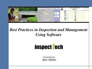 inspect t ech