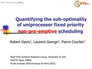 Quantifying the sub-optimality of uniprocessor fixed priority  non-pre-emptive  scheduling
